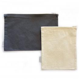 Gmund Pouch midi Baumwoll-Taschen