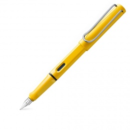 Lamy safari yellow Füllhalter 018