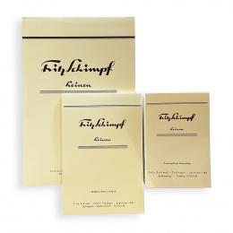 Fritz Schimpf Leinen Briefpapier Briefblock DIN A4 (50 Blatt)