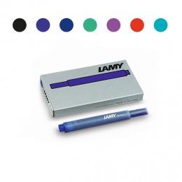 Lamy T10 Großraum-Tintenpatronen blau