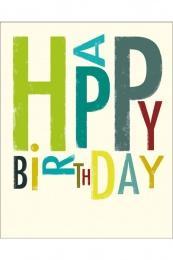 Geburtstag Grün