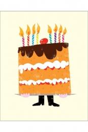 Geburtstag Torte