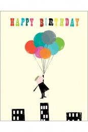 Geburtstag Luftballons