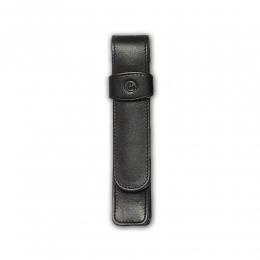 Pelikan Leder-Etui Schwarz TG11 (1 Schreibgerät)