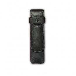 Pelikan Leder-Etui Schwarz TG21 (2 Schreibgeräte)