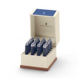 Graf von Faber-Castell Tintenpatronenschachtel Royal Blue (killerbar)