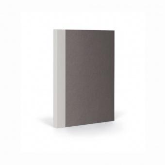 Fantasticpaper Notizbuch XL blanko Grau
