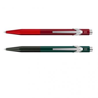 Caran d´Ache Wonder Forest 849 Kugelschreiber mit Metalletui