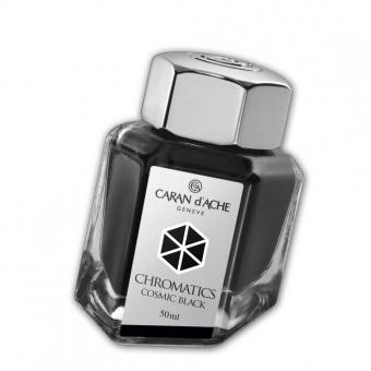 Caran d´Ache Chromatics Tintenfass Cosmic Black
