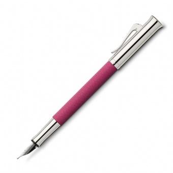Graf von Faber-Castell Guilloche Electric Pink Füllfederhalter