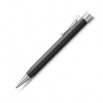 Graf von Faber-Castell Intuition Platino Kanneliert Drehkugelschreiber