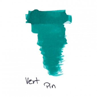 L'Artisan Pastellier duftende Füllhaltertinte Piniengrün