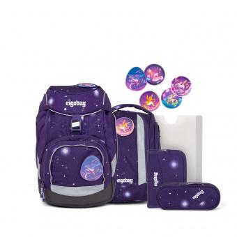 Ergobag Pack Baergasus Glow Schulranzen Set