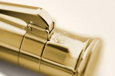 Graf von Faber-Castell Classic Anello Gold Tintenroller