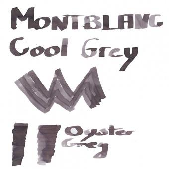 Montblanc Tintenfass Cool Grey