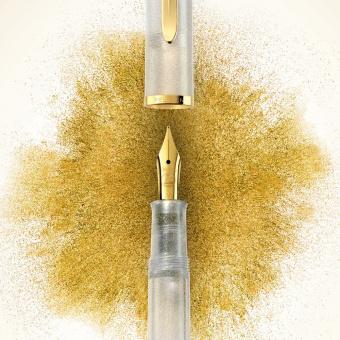 Pelikan Classic M200 Special Edition Golden Beryl Kolbenfüllhalter