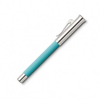 Graf von Faber-Castell Guilloche Turquoise Füllfederhalter