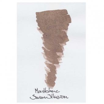 Montblanc Swan Illusion Plume Tinte im Glas