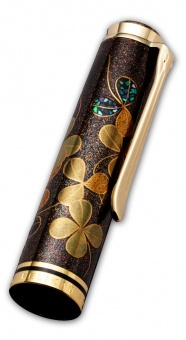 Pelikan Limited Edition Maki-e Four Leaf Clover