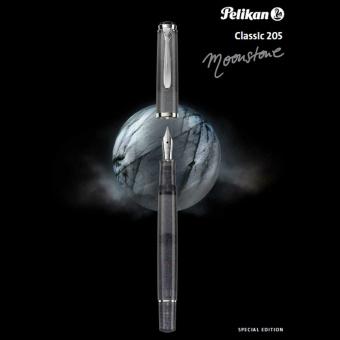 Pelikan Special Edition Classic M205 Moonstone Kolbenfüllhalter