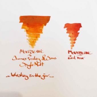 Montblanc James Purdey & Sons Single Malt Tintenfass