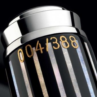 Pelikan Souverän Limited Edition M805 Raden Royal Platinum Kolbenfüllhalter