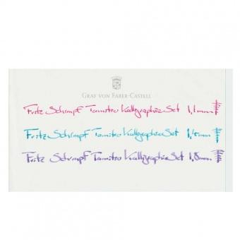Graf von Faber-Castell Tamitio Kalligrafie-Set
