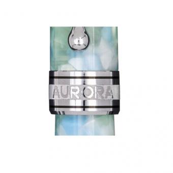 Aurora Optima 88 Caleidoscopio Luce Verde Limited Edition Kolbenfüllhalter