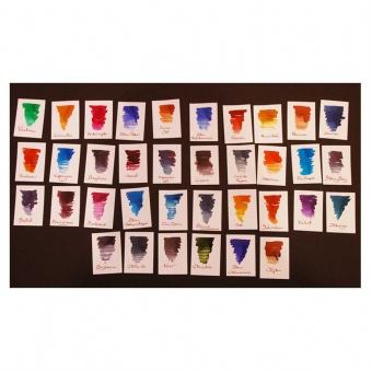L'Artisan Pastellier Callifolio Füllhaltertinte