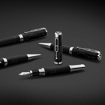 Montblanc Writers Edition Homage to Victor Hugo Limited Edition Füllhalter