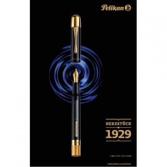Pelikan Limited Edition Herzstück 1929 Kolbenfüllhalter