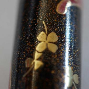Pelikan Limited Edition Maki-e Five Lucky Bats Kolbenfüllhalter