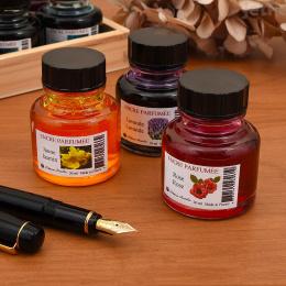 L'Artisan Pastellier duftende Füllhaltertinte